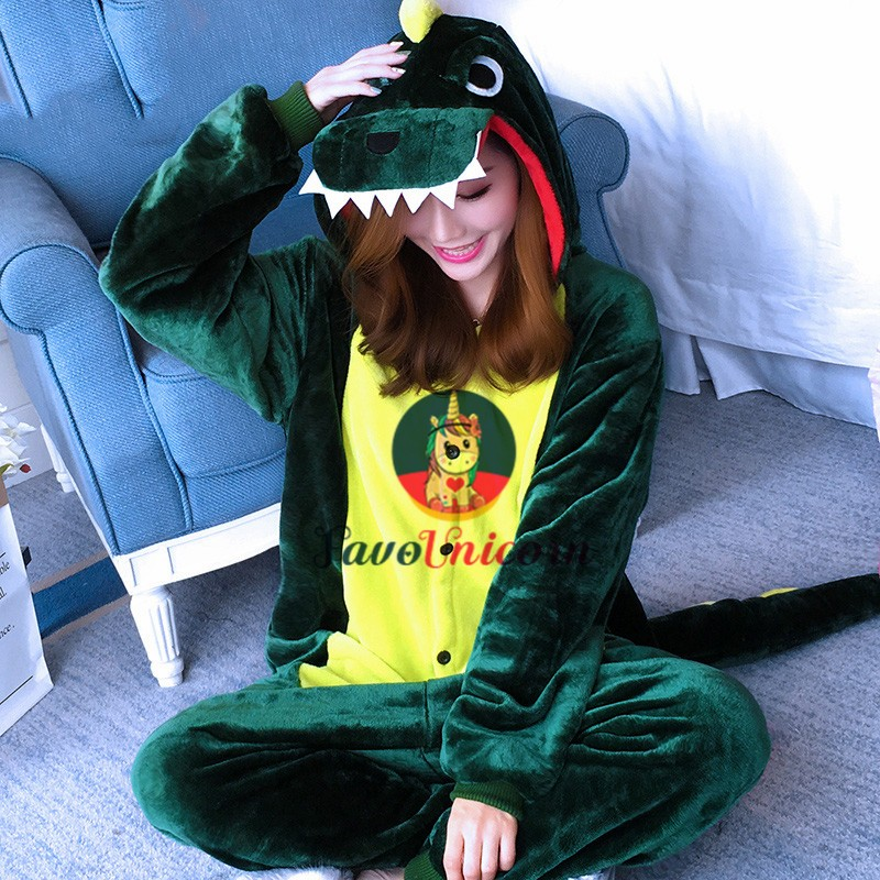 Peachy Green Dinosaur Onesie Costume Pajamas For Adults Teens Halloween Outfit Ibusinesslaw Wood Chair Design Ideas Ibusinesslaworg