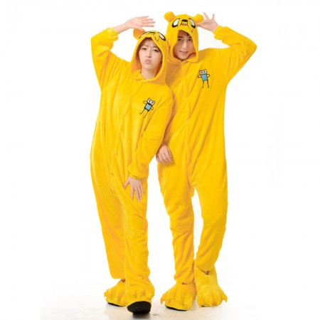 Jack Dog Costume Onesie for Women & Men Pajamas Halloween Outfit