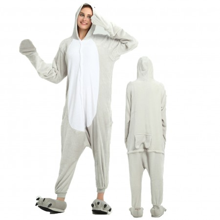 Women & Men Seal Onesie Costume Onesies Pajamas for Halloween