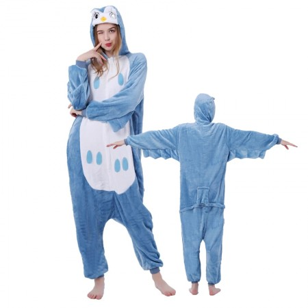 Owl Onesie for Women & Men Costume Onesies Pajamas Halloween Outfit