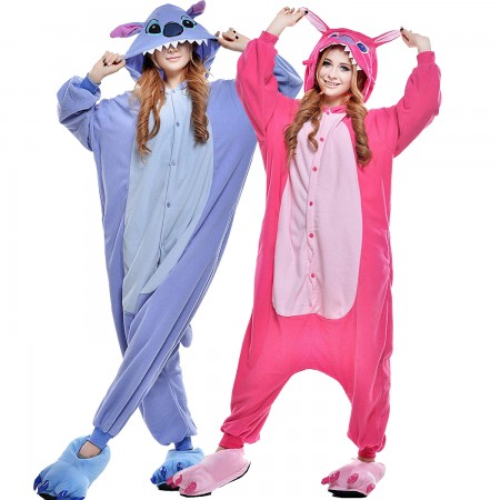 Lilo Stitch Angel Onesie Costumes