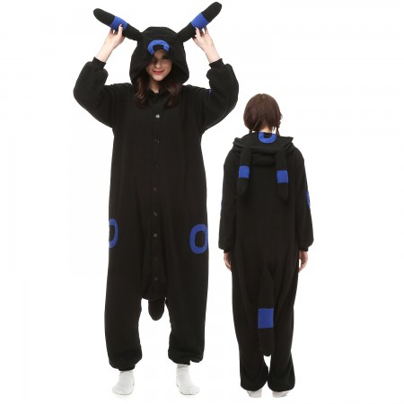 Pokemon Blue Monster Costume Onesie Pajamas Adult Animal Onesie for Women & Men