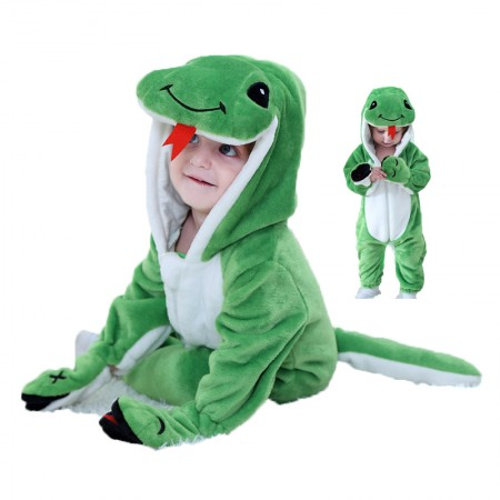 Snake Onesie Pajama Toddler Animal Costume for Baby Infant