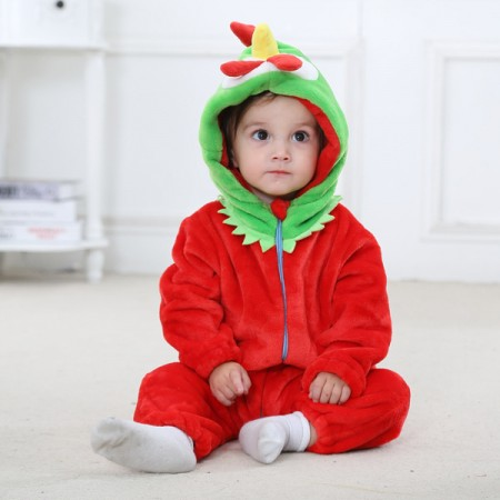 Baby Cock Onesie Pajama Animal Onesies Costume for Toddler Infant