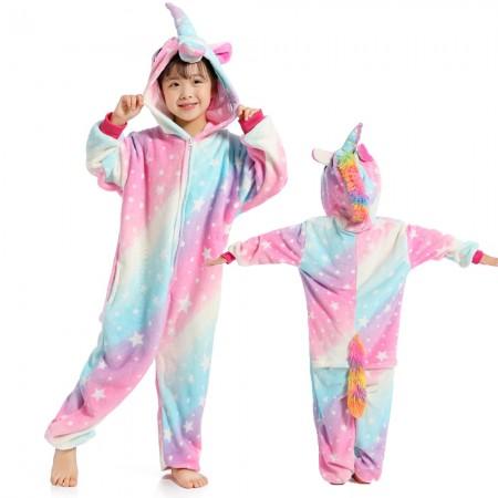 Purple Dream Onesie Costume Pajama Kids Animal Outfit for Boys & Girls