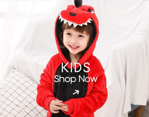 Kids Animal Onesies