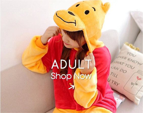Adult Animal Onesies