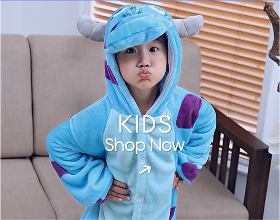Kids Animal Onesies