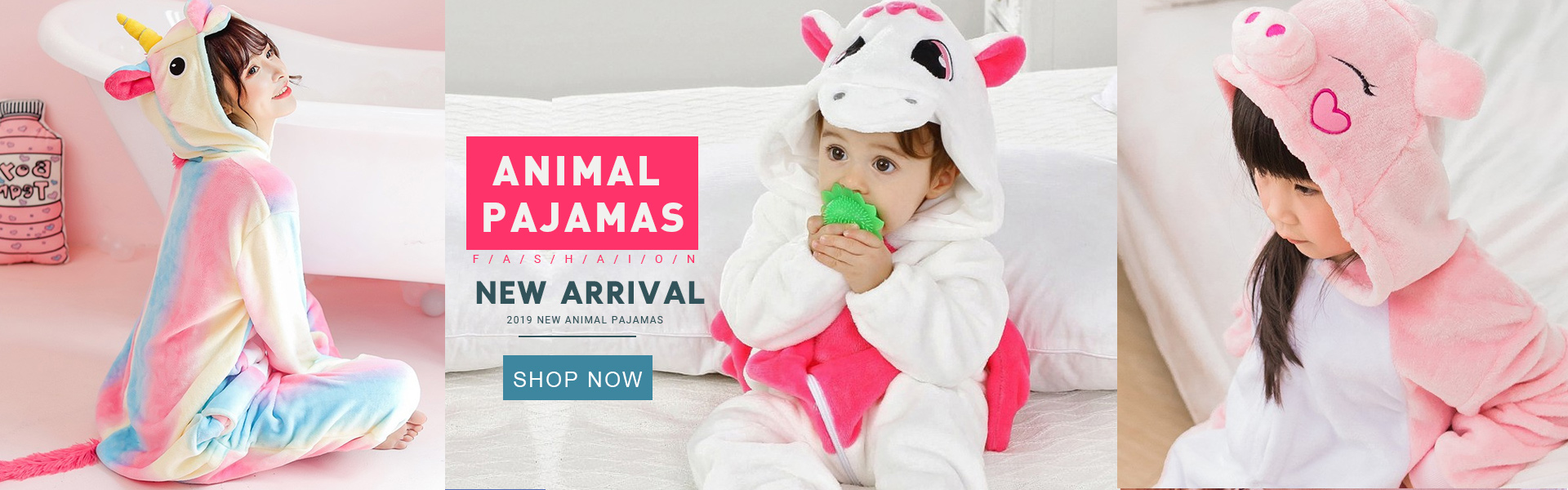 Costumes For Kids, Animal Onesies Pajamas For Boys & Girls, Children Best Animal Costumes - FavoUnicorn.com